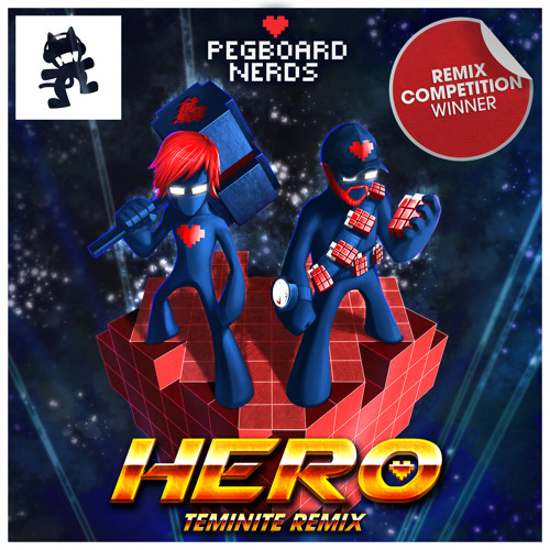 Pegboard Nerds - Hero (feat. Elizaveta) (Teminite Remix)