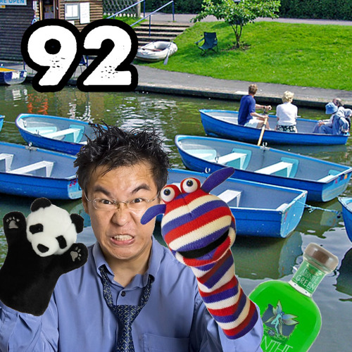 92: Sold Out Puppeteering Boat Abusers