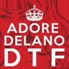 Cover - Adore Delano - DTF (Rough Draft) WAV