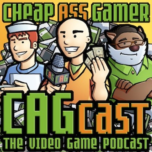 CAGcast #368: Stealth Drivers
