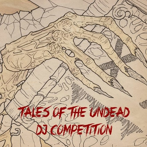 Mozzy - Eatbrain Tales Of The Undead DJ Competition