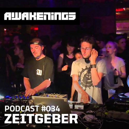 Awakenings Podcast #034 - Zeitgeber (Lucy & Speedy J)