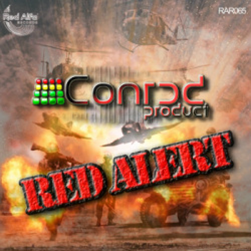ConRad produCt - Red Alert  EP (Red Alfa Records)2 tracks