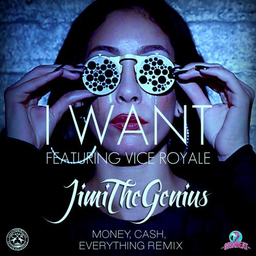 """Champion Rocka ft. Vice Royale """"I Want It"""" (JimiTheGenius Money, Cash, Everything Remix) Clip"""