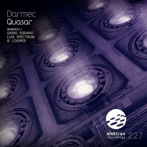 Darmec Quasar (Dario Sorano Remix)[Elektrax Recordings] Out Now.. Top 10 On Beatport!!