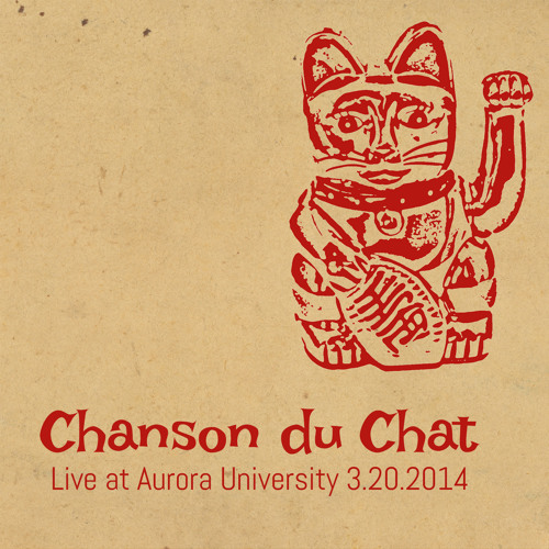 Live at Aurora University 3.20.2014