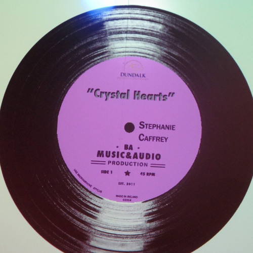"""Crystal Hearts"" feat. Fiona McErlane"