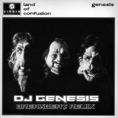 Genesis - Land Of Confusion (dj genesis breakbeat remix)