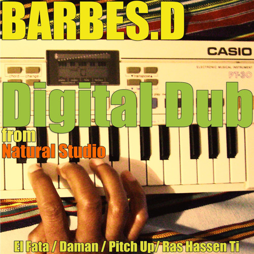 """OUT NOW !""""Digital Dub From Natural Studio"""" EP5 titles /Bandcamp in FREE DOWNLOAD"""