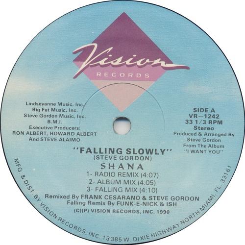 shana falling slowly