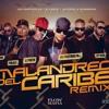 Los Fugitivos PR Ft Varios - Malandreo Del Caribe  (Official Remix)