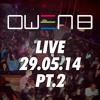 OWEN B LIVE 29.05.14 ENVY PORTSMOUTH PT 2