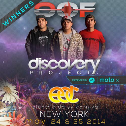 EDC New York 2014- OOF Mix (30 Min)
