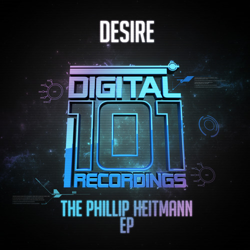 Desire - Empty Your Mind - The Philipp Heitmann EP