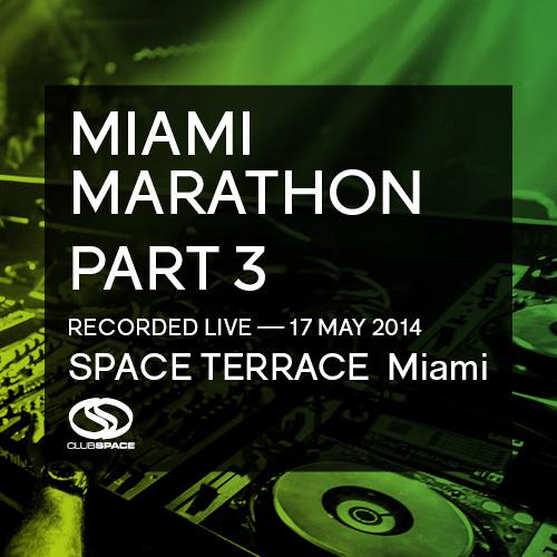 Joseph Capriati @ Space (Terrace) Miami / 17.05.2014   PART 3 of 3