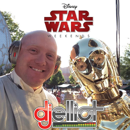 Star Wars Weekends with DJ Lobot, 5.16.2014
