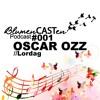 BlumenCASTen #001 by OSCAR OZZ