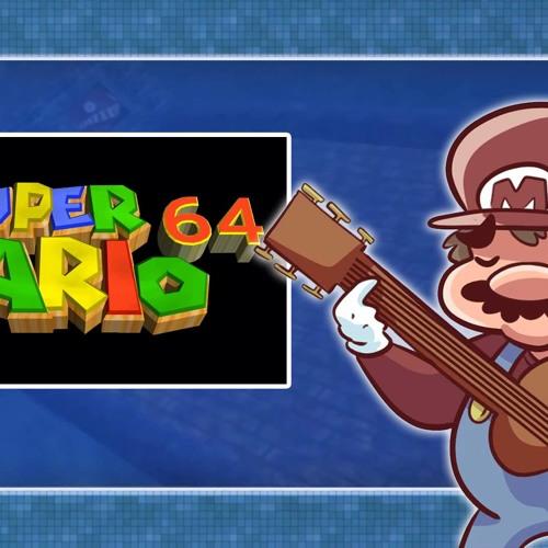 Super Mario 64 - Dire On The Rocks (Geoffrey Taucer &