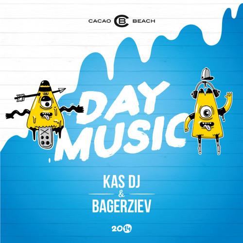 CACAO BEACH 2014 Day Music By Kas DJ & Bagerziev