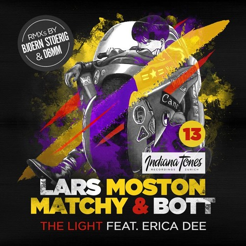 Lars Moston, Matchy & Bott - The Light feat. Erica Dee (DBMM Remix) OUT NOW!