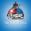 Adrian Emile & Carl León - The League 2014 (feat. Morgan Sulele & Trond Teigen)