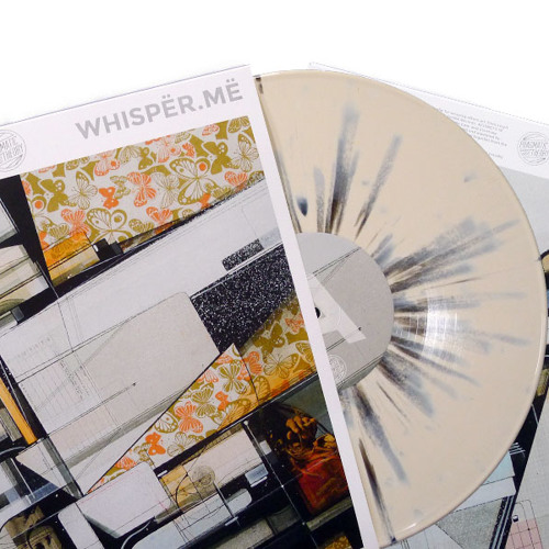 "Bläp Dëli - Whispër.Më (LTD Edition 12"" Vinyl) Album Preview *Out Now*"