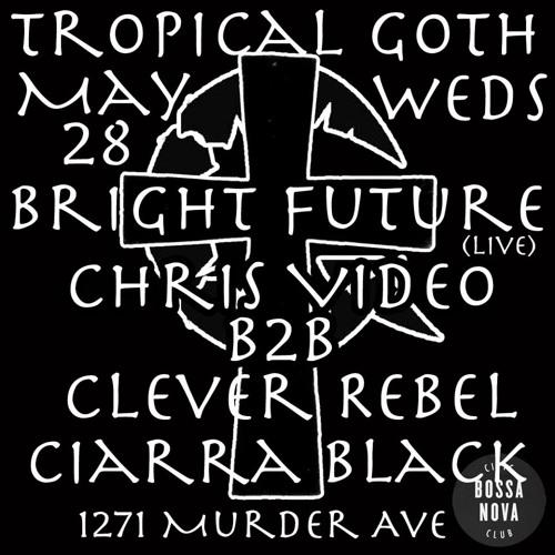05-28-14-Ciarra Black, Bright Future(live), Clever Rebel B2B Chris Video - 01