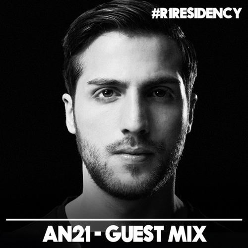 AN21 BBC Radio 1 Guest Mix 5.29.14