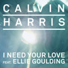 Calvin Harris - I Need Your Love feat. Ellie Goulding (Rephace Remix)