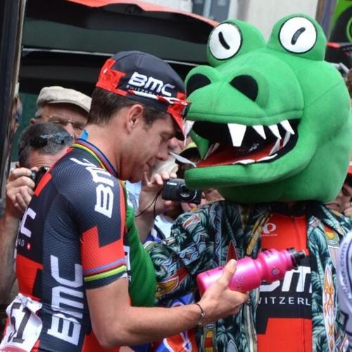 Giro d'Italia Stage 21: Cadel Evans