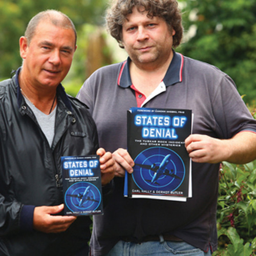 Carl Nally & Dermot Butler discuss UFO activity in Ireland
