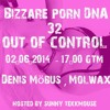 "Out of Control Podcast - 32 // Part 2 - about "" in Progress Radio"" with Denis Möbus"