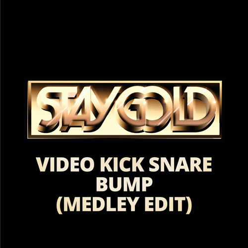 Video Kick Snare Bump (Dada Life Remix / Medley Vocal Edit) - Staygold Vs Spank Rock