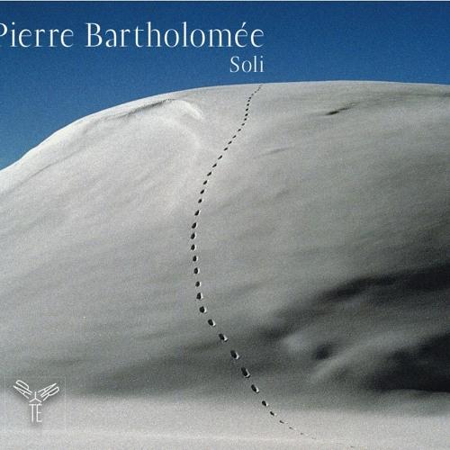 """Pierre Bartholomée """"Oraisons"""" Ophélie Gaillard, cello"""