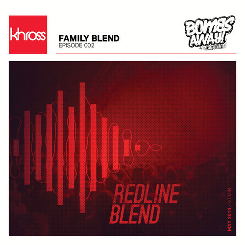 Bombs Away - 'Redline Blend' (MELBOURNE BOUNCE MIX)  ft. Dan Absent   (For Khross Presents)