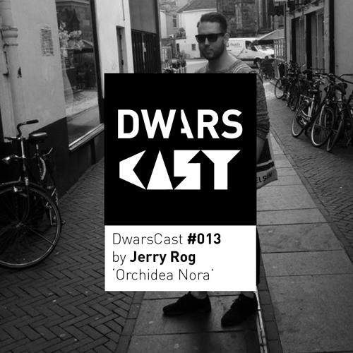 DwarsCast 013 - Jerry Rog ''Orchidea Nera''