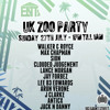UK Zoo Party (Outdoor Summer Party) - Sunday 27th July @ Ministry of Sound - Mixed by Lance Morgan