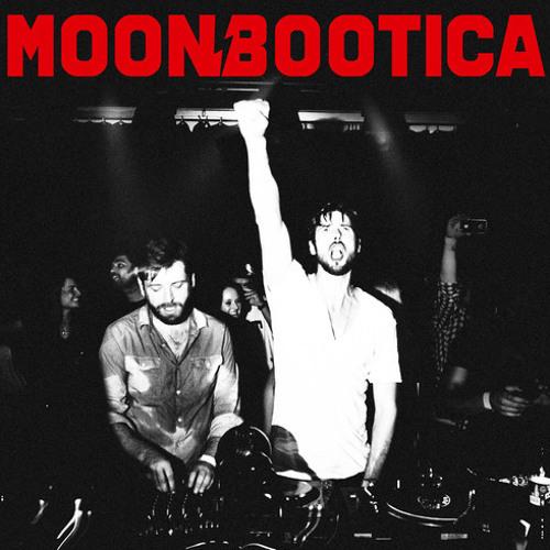 Moonbootica - Beats And Lines + Remixes
