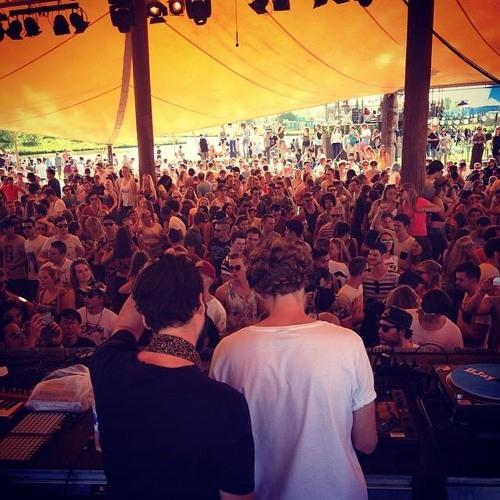 Nino&Frankie at Soenda Festival 17.05.2014