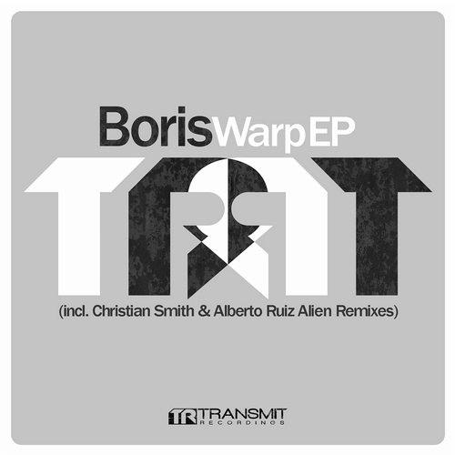 Boris - Warp EP