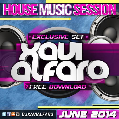 XAVI ALFARO SESSION 06-2014 JUNE (Download link in description)