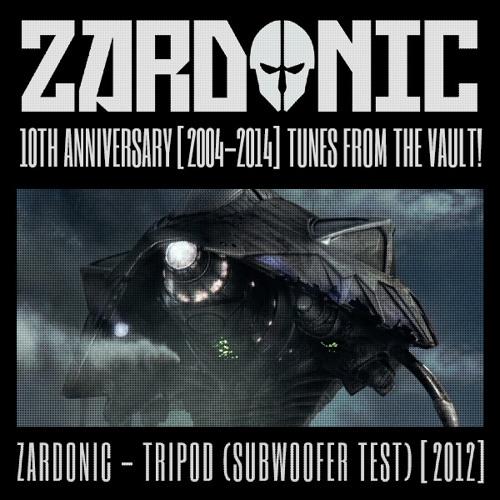 Zardonic - Tripod (Subwoofer Test) [2012]