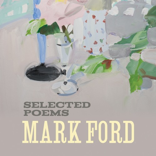 Poet Mark Ford reads 'After Africa'