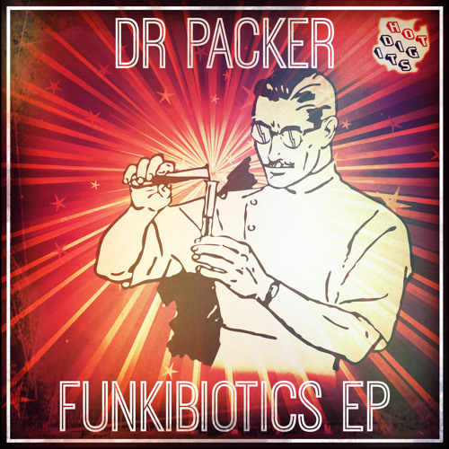 HOTDIGIT002 Dr Packer - Do That Again (Preview)