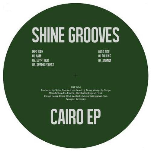 A3. Shine Grooves - Spring Forest (teaser)