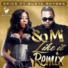 So Mi Like It ( Remix )- Spice ft Busta Rhymes ( Clean )
