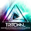 Dash Berlin vs Marcus Schossow & Arston - Steal Away The Universe (Tritonal Mashup)