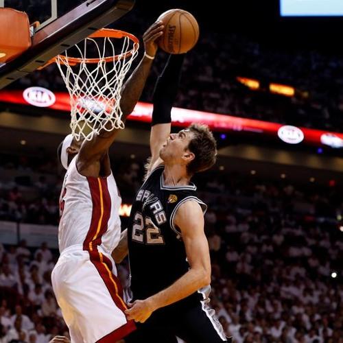 #83 Playoffs NBA: Spurs-Miami la finale tant attendue
