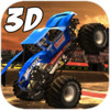 Real Crazy 3D Monster Truck Run - Gameplay theme (endless running game)