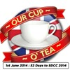 A Cup O' Tea with An Englishman In San Diego: Talkin' Comic-Con (1st June 2014)